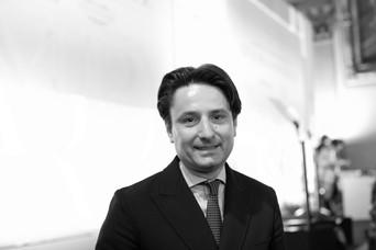 Axel Dumas CEO Hermes au Palazzo Vecchio Photo www.emileissa.com CNI Luxury 2015