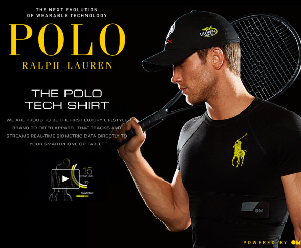 Polo tech shirt