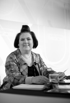 Suzy Menkes CNI Luxury 2015 Florence Photo www.emileissa.com