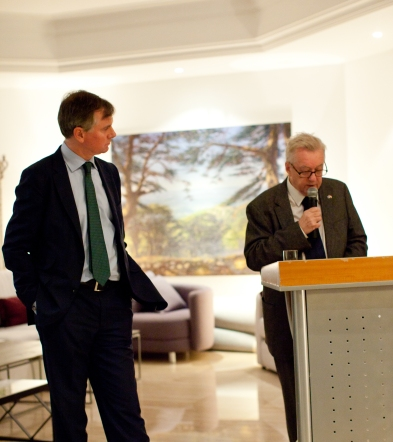 HE Hugo Shorter UK Residence BLBG Introduction- Feb 2016
