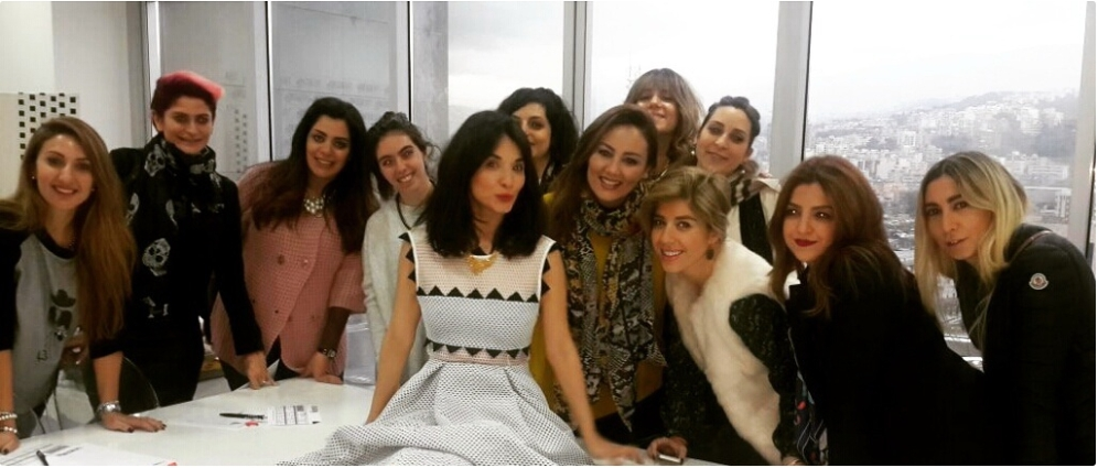 Worldwide Blogging Samar Youssef Une Libanaise a Paris Workshop