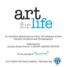 ART FOR LIFE POSTER