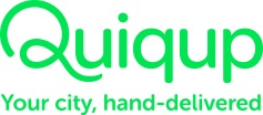 quiqup_logotype_rgb_green with claim
