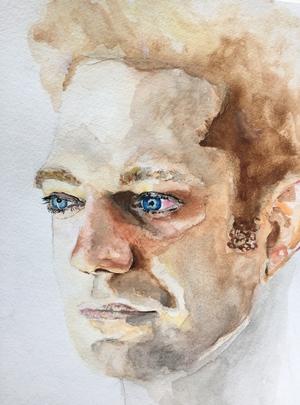 Miles Pittman Painting