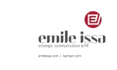 Logo Emile Issa 2017 Strategic Communication & PR