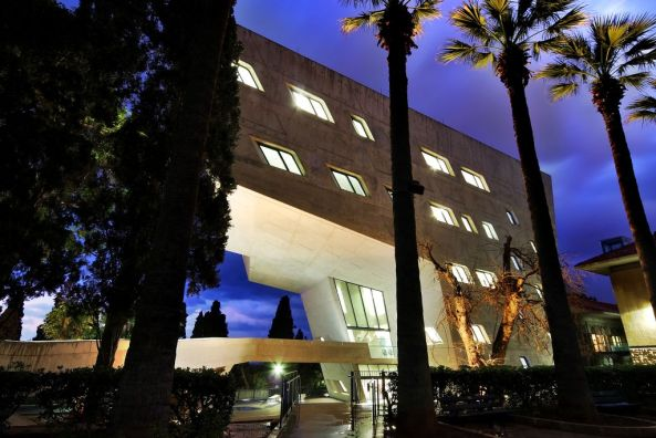 AUB's_Issam_Fares_Institute_for_Public_Policy_and_International_Affairs