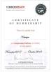 CWEIC Membership Certificate KAMSYN 2018