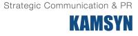 Strategic Communication & PR KAMSYN