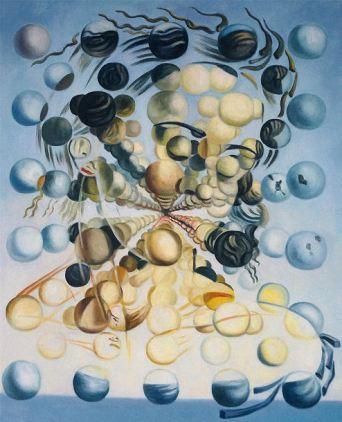 Galatea aux Sphères Dali