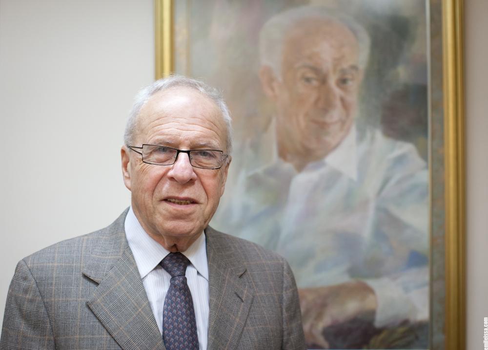 Portrait Président Zafer Chaoui - EEI -KAMSYN PR