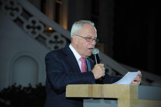 Président Zafer Chaoui