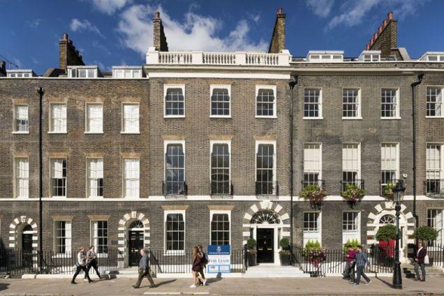 GW Bedford Square KAMSYN PR London UK